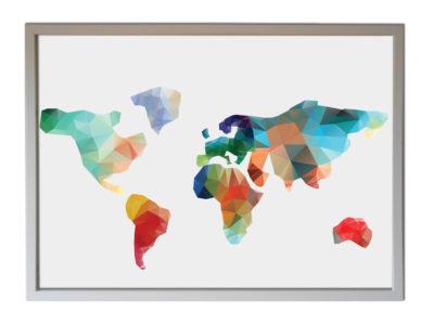 Around the World – Quadro dei Tuoi Viaggi